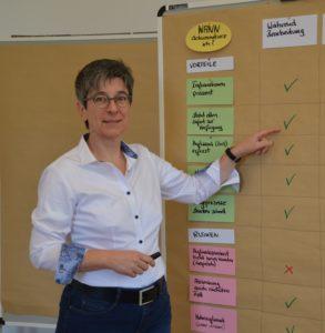Elke Theisohn Expertin für Kommunikationsleitfaden