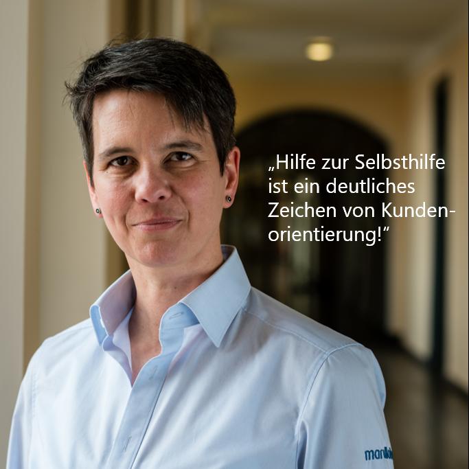 Marilla Bax - Expertin für IT-Servicedesk Optimierung