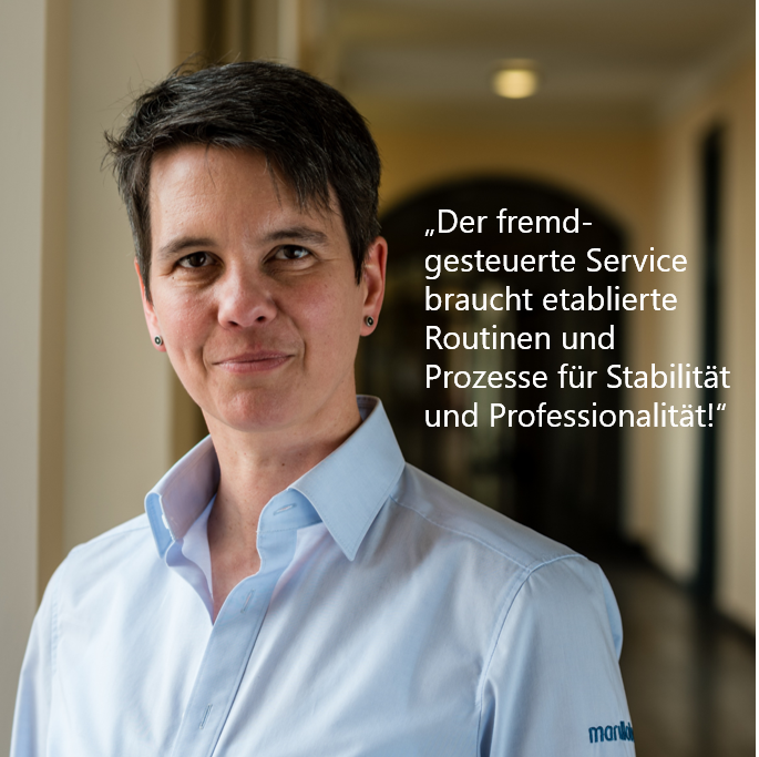 Marilla Bax - Expertin Service professionalisieren